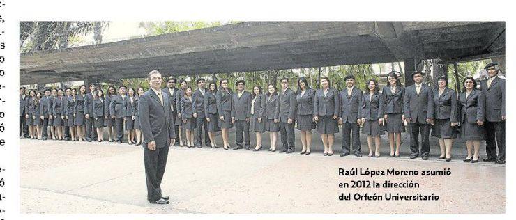 Orfeon Universitario (2)