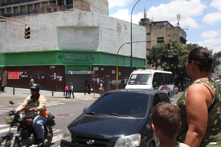 RECORRIDO CINES CERRADOS