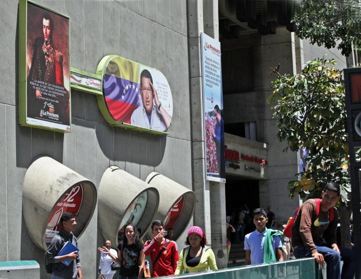 Recorrido por cines cerradosa) . Caracas,  16-08-2016 (MANUEL SARDA / EL NACIONAL)