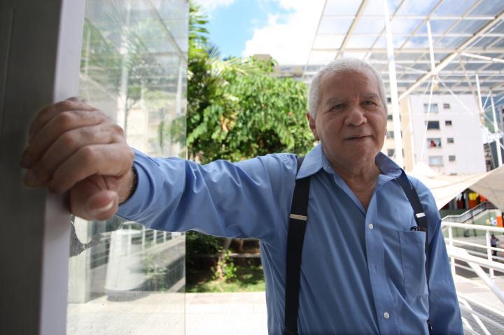 Eduardo Liendo escritor.Caracas, 29-10 -2014 (HENRY DELGADO / EL NACIONAL)