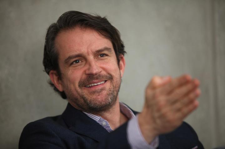Lorenzo Vigas, cineasta. Caracas, 29-07-2015 (MANUEL SARDA / EL NACIONAL)